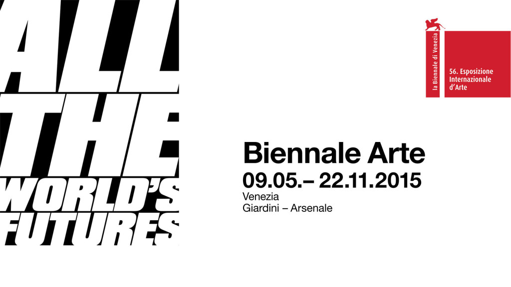 Penelope's exhibit at the Hotel Danieli will open during the Biennale Arte 2015