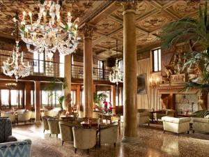 Lounge, Hotel Danieli, Venezia