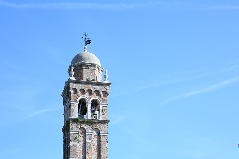 28 - Campanile Santa Caterina di Mazzorbolow